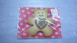 バレンタインクッキー2
